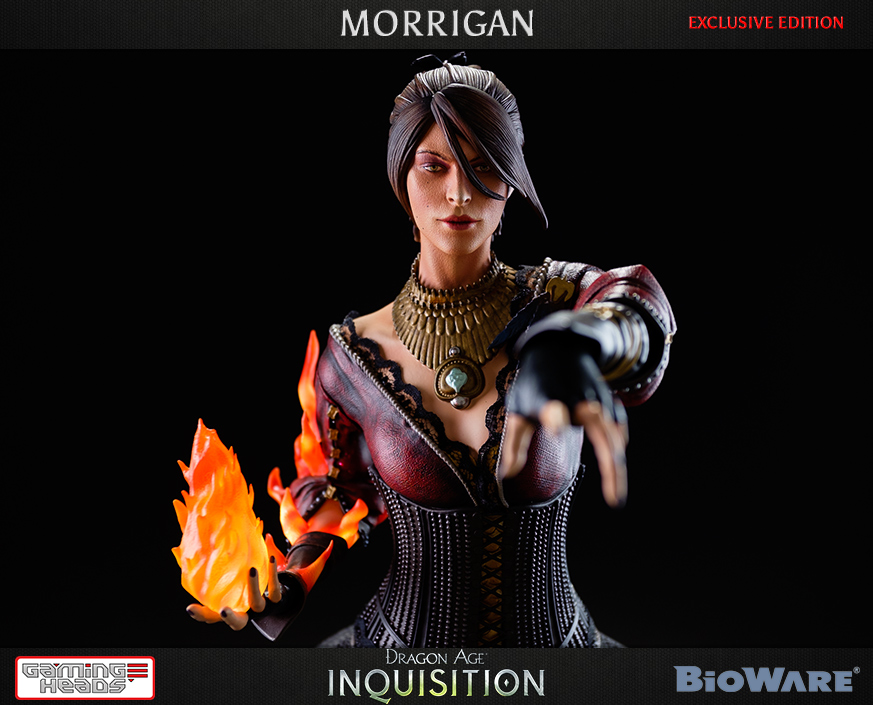 Dragon Age Inquisition Morrigan Statue 16