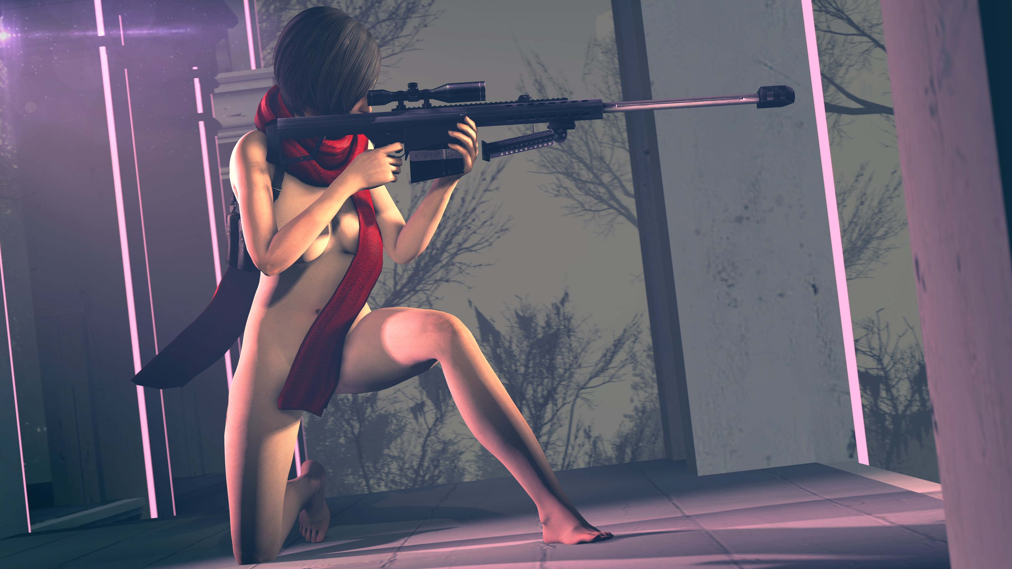 Resident evil 5 nuds girls pic exposed pictures
