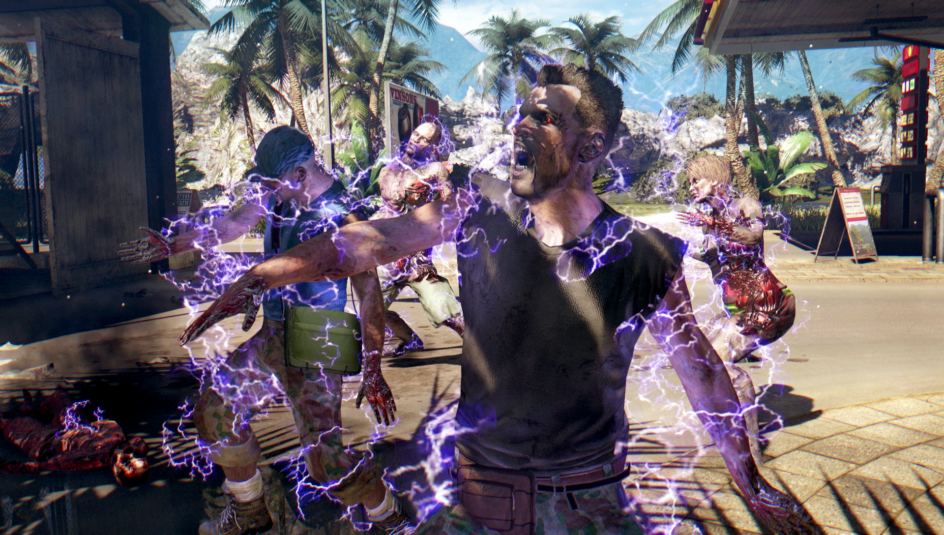 Скачать DEAD ISLAND - DEFINITIVE EDITION (2016) PC торрент